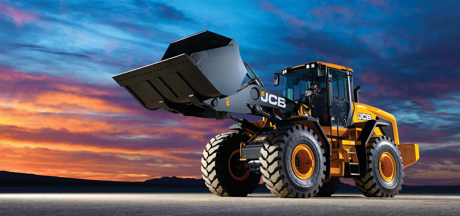 JCB Construction Equipment